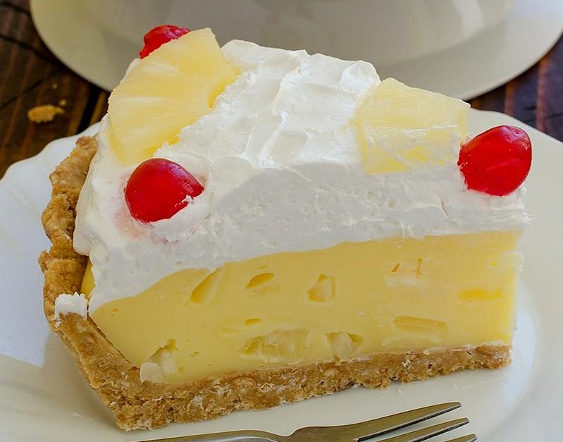 Pineapple Pie (10-Minutes Recipe)