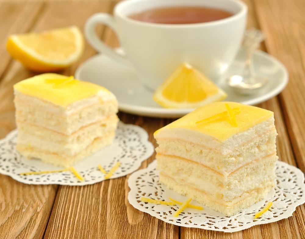 Italian Lemon Cake (15-Minute Dessert)