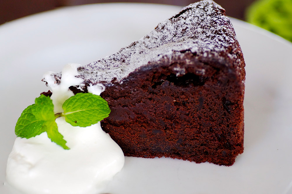 Chocolate Dream Cake Without Eggs Recipe