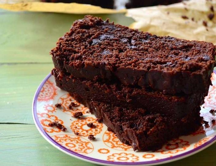 Super Soft Chocolate Yogurt Cake