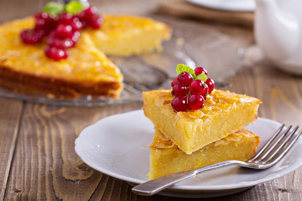 Moist Apple Teacake (35-Minute Dessert)