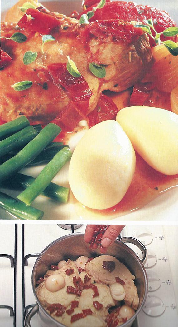 Italian Pork Chop Hotpot Recipe